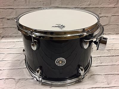 """Gretsch Catalina 13""""x 9"""" Piano Black Add On Rack Tom for Drum Set"""