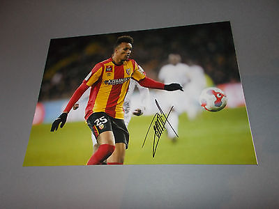 Jean-Philippe Gbamin Frankreich Mainz 05 signiert signed Autogramm a. 20x28 Foto