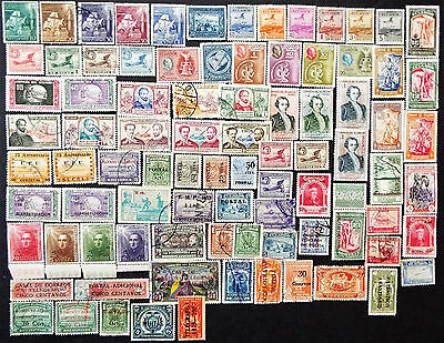 ECUADOR STAMPS FROM THE 1940s