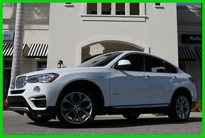 2016 BMW Other xDrive28i 2016 xDrive28i Used Turbo 2L I4 16V Automatic AWD SUV Moonroof Premium