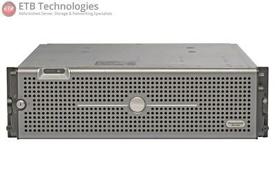 Dell PowerVault MD1000 - 15 x 300GB 15k SAS, Dell Enterprise Class HDD, Rails