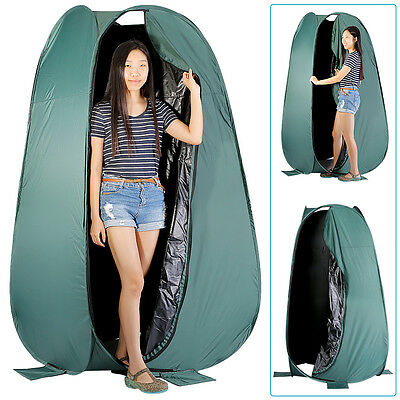 Neewer 6 Feet/183 cm Pop Up Changing Dressing Tent Room (Green)