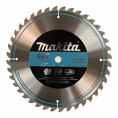 Makita A-93669 10-Inch 40 Tooth Micro Polished Mitersaw Blade
