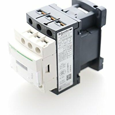 Baomain LC1D18 Motor Control AC Contactor 220V 50/60Hz Coil 32 Amp 3 Phase