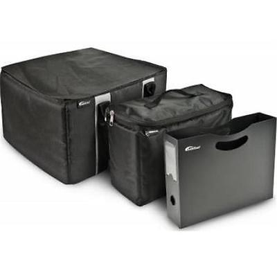 AutoExec AUE14008 File Tote with One Cooler & One Hanging File Holder