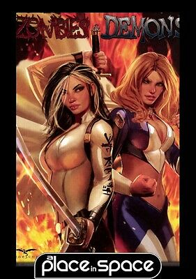 Grimm Fairy Tales Zombies And Demons - Graphic Novel