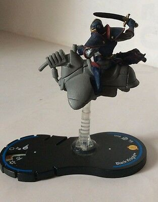 HeroClix Fantastic Forces #005 BLACK KNIGHT Experienced MARVEL