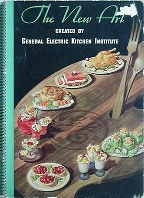 1935 General Electric Booklet (General Electric Kitchen Institute