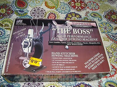 "Tippmann Industries ""the Boss"" Sewing Machine"