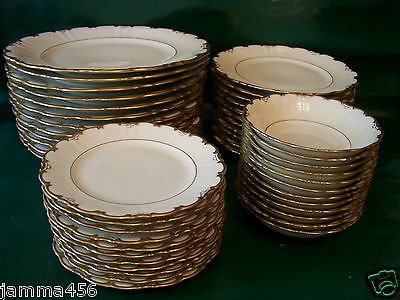 Hutschenreuther China Dinnerware Hohenberg Germany