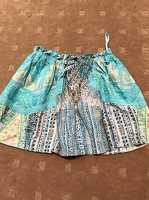 Camilla Girls Sequin Skirt  Size 6 Years   Great Condition