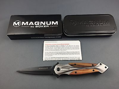 Magnum by Böker Starfighter Messer knife - 01RY069
