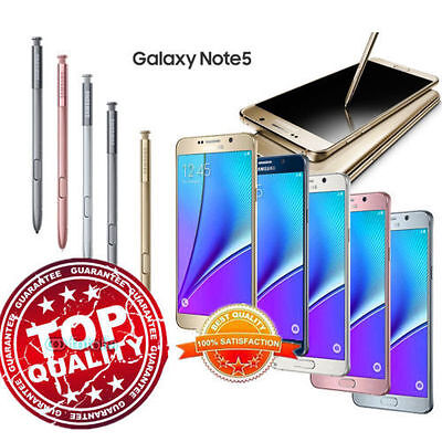 NEW Factory Unlocked Samsung Galaxy Note 5/Note4/S5 4G LTE Blue White Gold C1MY