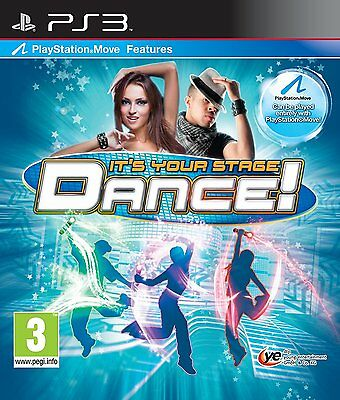 Dance! It's Your Stage (PS3) BRAND NEW SEALED