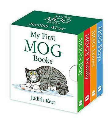 My First Mog Books (Little Library), Kerr, Judith | Board book Book | 9780008183