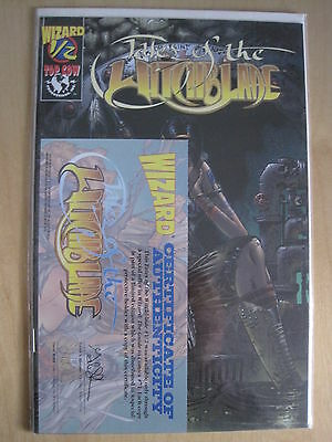 TALES of WITCHBLADE 1/2 (HALF) :1997 WIZARD EXCLUSIVE, with AUTHENTICATION CERT.