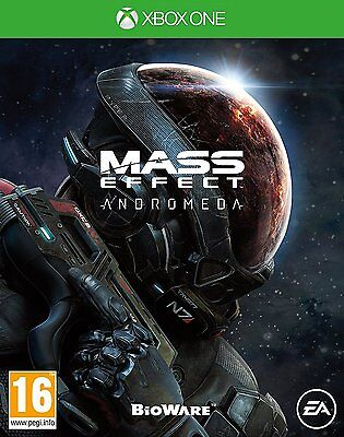 Mass Effect Andromeda (XBOX ONE) BRAND NEW SEALED