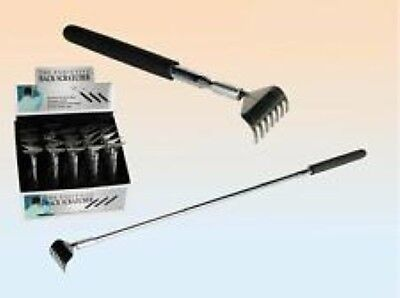 Hand Shaped Back Scratcher Metal Executive Expandable To 69cm Extended Gift NEW