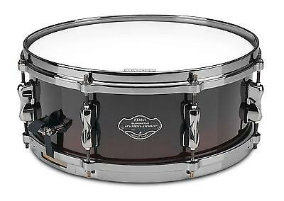 "Tama MLS55BN-DMF Snare Drum 14"" 5,5"" Superstar Ahorn Hardware Dark Mocha Fade"