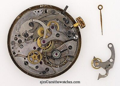 Denis Landeron Cal 48 Chronograph Movement Spares Repairs W38.