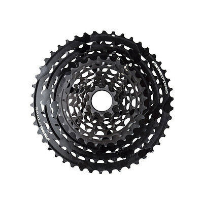 E Thirteen TRS Race Cassette - 11 speed - Black - 9-46
