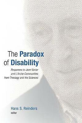 The Paradox of Disability by Hans S. Reinders Paperback Book (English)