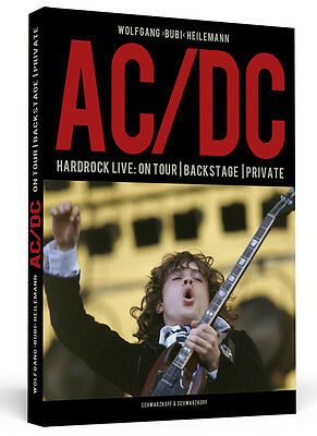 AC/DC - Hardrock live: On Tour | Backstage | Private Wolfgang Heilemann