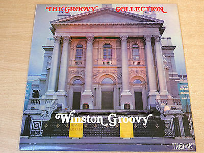 EX/EX !! Winston Groovy/The Groovy Collection/1978 Trojan LP