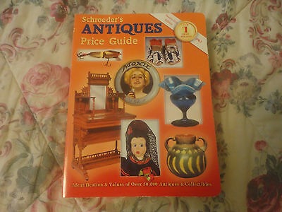 Rare 2003 Schroeder's Antiques Price Guide 602 pages!