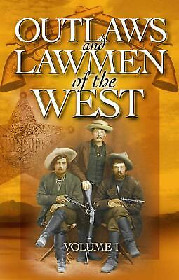 Outlaws and Lawmen of the West Vol 1 by M.A. MacPherson Paperback Book (English)