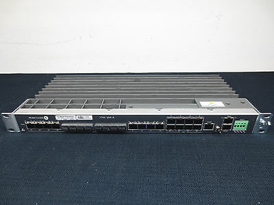 Alcatel Lucent 7705 Sar-A Service Aggregation Router 3He06797Aa 24Vdc