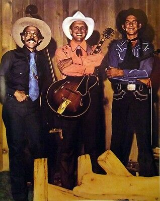 RIDERS IN THE SKY country clipping 80s color photo Grand Ole Opry western comedy
