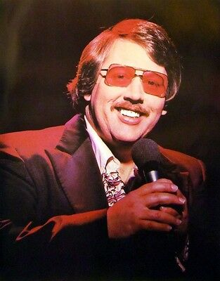 JOHN CONLEE country Rose Colored Glasses 1980s color photo Grand Ole Opry clip