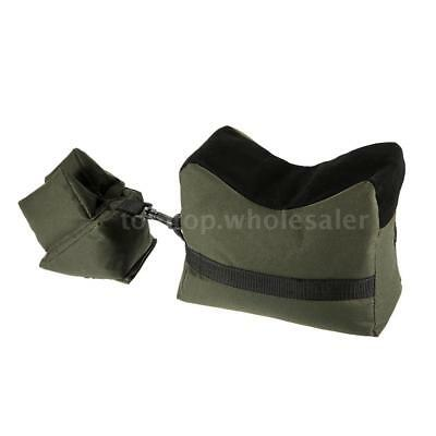Shooting Bench Rest Bags Rest Range Target Bench Unfilled Stand FOR Hunting H4E5