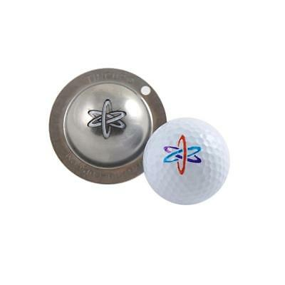 Tin Cup Pelota Golf Sitema De Marcado (Nuke It)