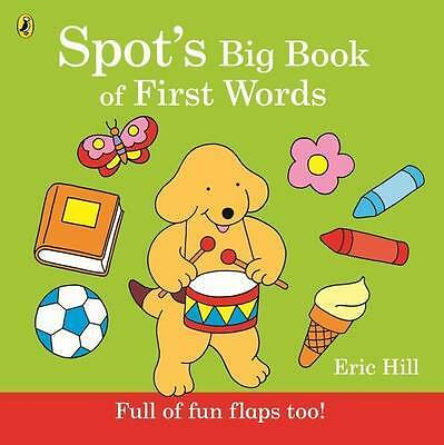 Spot's Big Book of First Words, Eric Hill