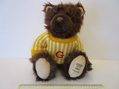 GIORGIO BEVERLY HILLS Collectors Bear 2004 MINT Condition