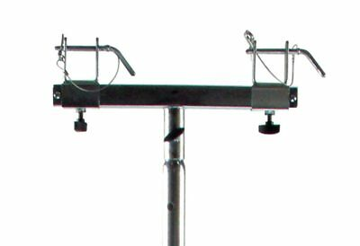 Global Truss STSB005 Crank Adaptor Lighting Stand & Ground Support - New