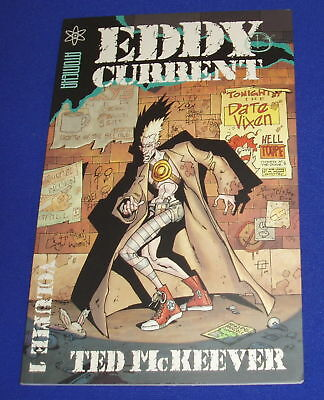 Eddy Current vol 1 Ted McKeever. 2005 paperback. new..