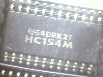 National Semiconductor NSC 74ACT138 1-to-8 Line Decoder Demultiplexer SMD SO-16