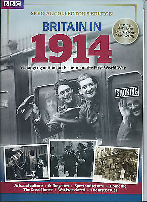 Britian In 1914 Bbc Collectors Edition Lots Of Great Photo's & Reading 50% Off