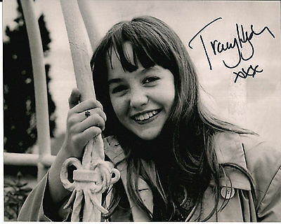 TRACY HYDE Melody Original Hand Signed Autograph 8x10 Photo 1