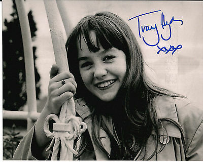 TRACY HYDE Melody Original Hand Signed Autograph 8x10 Photo 2