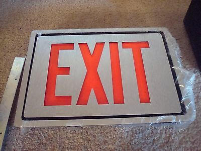 Signature Series LED Exit Sign  New in Box