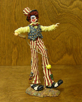 Boyds Folkstone #280101 HERBY HIGHWALKER, MIB NEW from our Retail Store CIRCUS