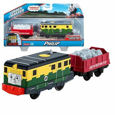Thomas and Friends - Locomotive Philip - Trackmaster Revolution Mattel