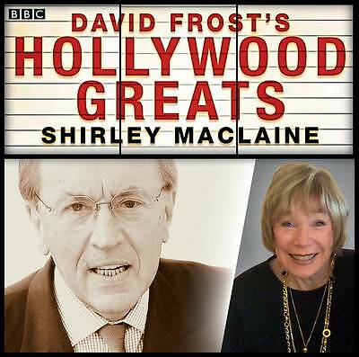 David Frost's Hollywood Greats: Shirley Maclaine by David Frost (2012, CD,
