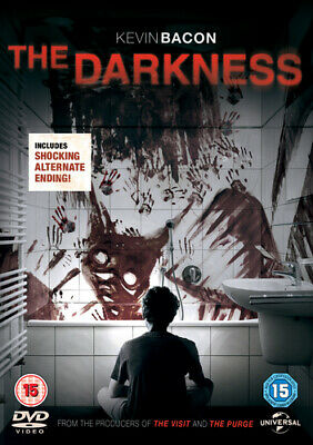 The Darkness DVD (2016) Kevin Bacon, McLean (DIR) cert 15 FREE Shipping, Save £s