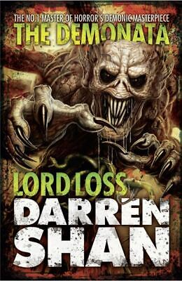 The Demonata: Lord Loss by Darren Shan (Paperback)