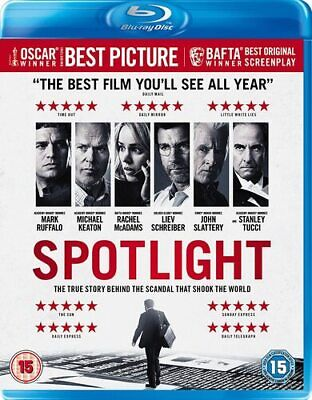 Spotlight Blu-ray (2016) Mark Ruffalo